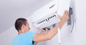 air duct cleaning professional