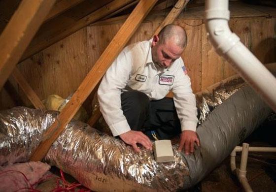 duct repair service
