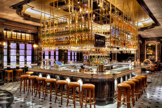 restaurants and bars in las vegas